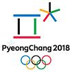 PyeongChange 2018 logo